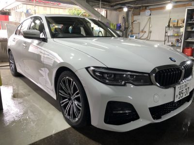 ありー座間の高級車レンタカー配達日記8~BMW 320i Mスポーツ~