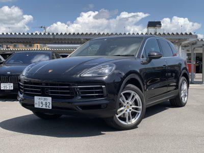 ヘルプ吉村の高級車レンタカー配達日記210~Porsche Cayenne~