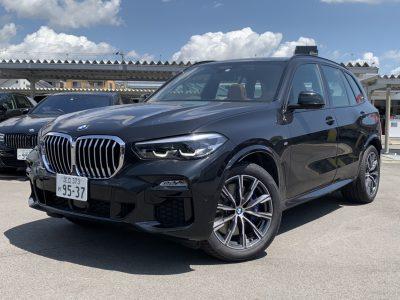 ヘルプ吉村の高級車レンタカー配達日記208~BMW X5 xDrive35d M Sport~