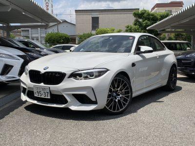 ヘルプ吉村の高級車レンタカー配達日記211~BMW M2 Competiton~