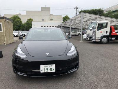りょうくんの高級車レンタカー配達日記13〜テスラモデル3ロングレンジAWDパフォーマンス〜
