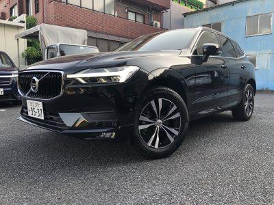 トリプル木村の高級車レンタカー配達日記215~ボルボ XC60 D4 AWD Momentum~