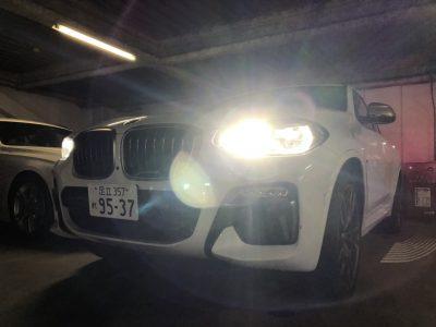 ボーイ宮川の高級車レンタカー配達日記10〜BMW X4〜