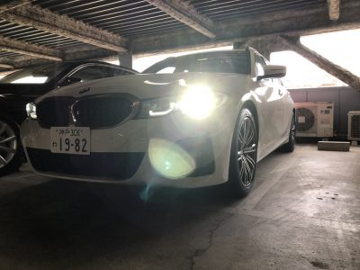 ボーイ宮川の高級車レンタカー配達日記12〜BMW 320d xDrive ツーリング〜