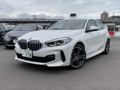 ヘルプ吉村の高級車レンタカー配達日記216~BMW 118d M Sport~