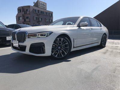 トリプル木村の高級車レンタカー配達日記217~BMW 740i Mスポーツ~