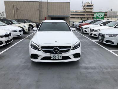 じゅんちゃんの高級車レンタカー配達日記61~ベンツ C200 Avantgarde AMGライン~