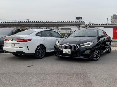 ヘルプ吉村の高級車レンタカー配達日記213~BMW 218i Gran Coupe M Sport~