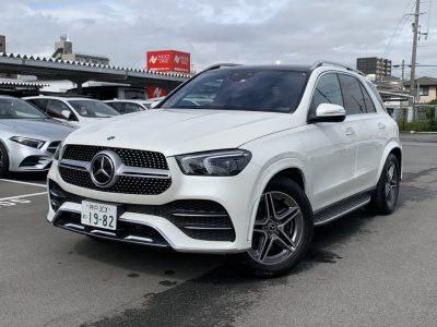 ヘルプ吉村の高級車レンタカー配達日記218~Mercedes-Benz GLE450 4MATIC Sports~