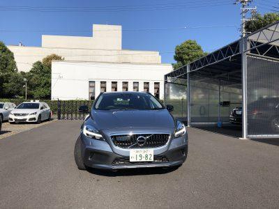 りょうくんの高級車レンタカー配達日記20〜ボルボ V40 クロスカントリー〜