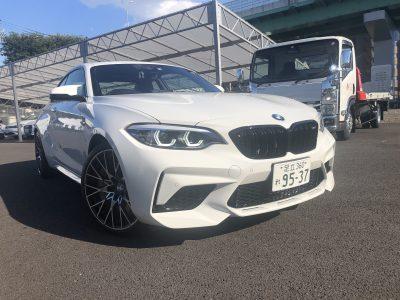 あすかの高級車レンタカー配達日記66〜BMW M2〜