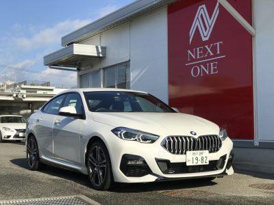 チャーリー坂本の高級車レンタカー配達日記146〜BMW 218i グランクーペ〜