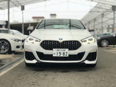 エリーの高級車レンタカー配達日記84〜BMW・M235i xDrive Gran Coupe〜
