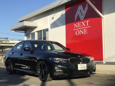 チャーリー坂本の高級車レンタカー配達日記155〜BMW 320i〜