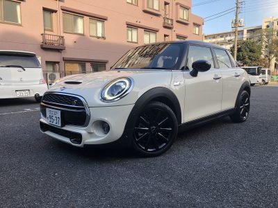 トリプル木村の高級車レンタカー配達日記236~MINIクーパーSD 5ドア~