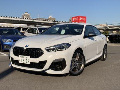 ヘルプ吉村の高級車レンタカー配達日記237~BMW M235i xDrive Gran Coupe~
