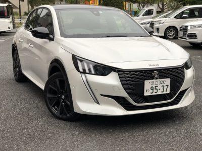 ありー座間の高級車レンタカー配達日記50~プジョー 208 GT~